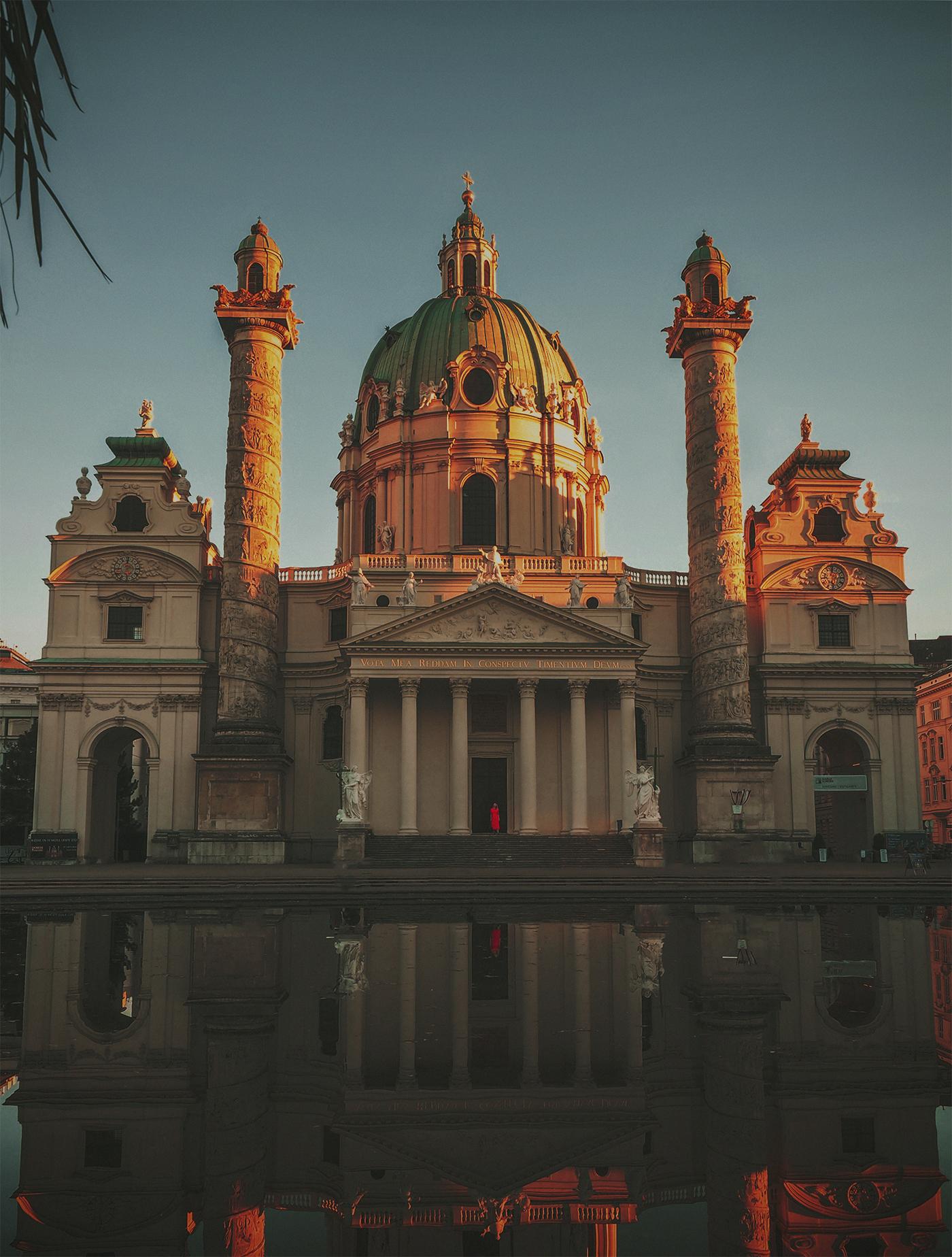 Karlkirche Vienna